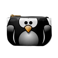 Penguin Birds Aquatic Flightless Mini Coin Purses