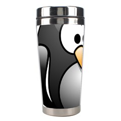 Penguin Birds Aquatic Flightless Stainless Steel Travel Tumblers by Nexatart