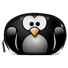 Penguin Birds Aquatic Flightless Accessory Pouches (large)