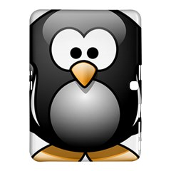 Penguin Birds Aquatic Flightless Samsung Galaxy Tab 4 (10 1 ) Hardshell Case