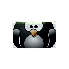 Penguin Birds Aquatic Flightless Cosmetic Bag (xs) by Nexatart