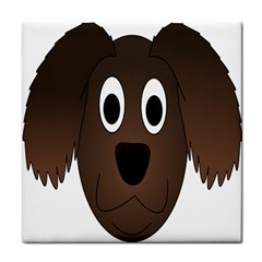 Dog Pup Animal Canine Brown Pet Face Towel