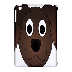 Dog Pup Animal Canine Brown Pet Apple Ipad Mini Hardshell Case (compatible With Smart Cover) by Nexatart