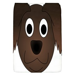 Dog Pup Animal Canine Brown Pet Flap Covers (s)