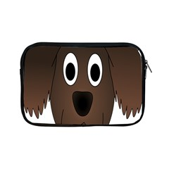 Dog Pup Animal Canine Brown Pet Apple Ipad Mini Zipper Cases by Nexatart