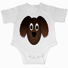 Dog Pup Animal Canine Brown Pet Infant Creepers