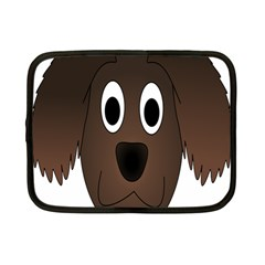Dog Pup Animal Canine Brown Pet Netbook Case (small)  by Nexatart