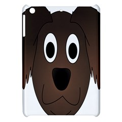 Dog Pup Animal Canine Brown Pet Apple Ipad Mini Hardshell Case by Nexatart