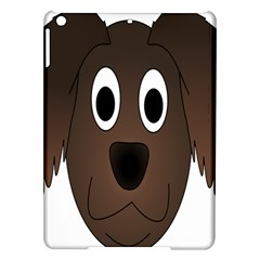 Dog Pup Animal Canine Brown Pet Ipad Air Hardshell Cases