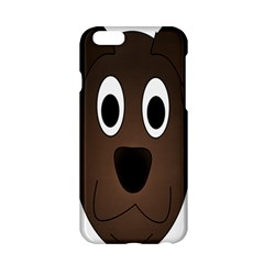 Dog Pup Animal Canine Brown Pet Apple Iphone 6/6s Hardshell Case by Nexatart