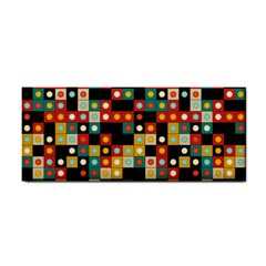 Colors On Black Cosmetic Storage Cases by linceazul