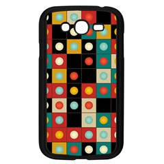 Colors On Black Samsung Galaxy Grand Duos I9082 Case (black) by linceazul