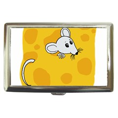 Rat Mouse Cheese Animal Mammal Cigarette Money Cases