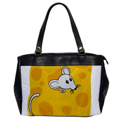 Rat Mouse Cheese Animal Mammal Office Handbags