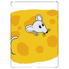 Rat Mouse Cheese Animal Mammal Apple Ipad Pro 12 9   Hardshell Case by Nexatart