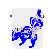 Skunk Animal Still From Apple Ipad 2/3/4 Protective Soft Cases by Nexatart