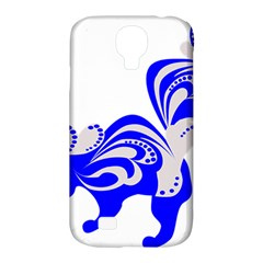 Skunk Animal Still From Samsung Galaxy S4 Classic Hardshell Case (pc+silicone)