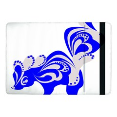 Skunk Animal Still From Samsung Galaxy Tab Pro 10 1  Flip Case by Nexatart