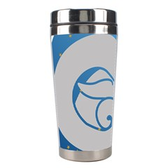 Ram Zodiac Sign Zodiac Moon Star Stainless Steel Travel Tumblers by Nexatart