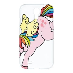 Unicorn Arociris Raimbow Magic Samsung Galaxy S4 I9500/i9505 Hardshell Case