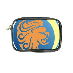 Lion Zodiac Sign Zodiac Moon Star Coin Purse