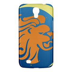 Lion Zodiac Sign Zodiac Moon Star Samsung Galaxy Mega 6 3  I9200 Hardshell Case by Nexatart