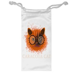 Cat Smart Design Pet Cute Animal Jewelry Bag by Nexatart