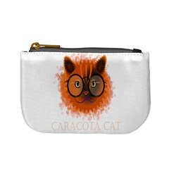 Cat Smart Design Pet Cute Animal Mini Coin Purses by Nexatart