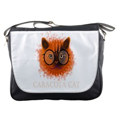 Cat Smart Design Pet Cute Animal Messenger Bags