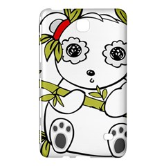 Panda China Chinese Furry Samsung Galaxy Tab 4 (8 ) Hardshell Case