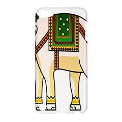 Elephant Indian Animal Design Apple Ipod Touch 5 Hardshell Case by Nexatart