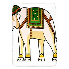 Elephant Indian Animal Design Flap Covers (s)