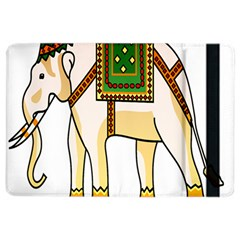 Elephant Indian Animal Design Ipad Air 2 Flip