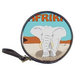Africa Elephant Animals Animal Classic 20 Cd Wallets by Nexatart