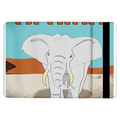 Africa Elephant Animals Animal Ipad Air Flip by Nexatart