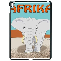 Africa Elephant Animals Animal Apple Ipad Pro 9 7   Black Seamless Case