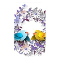 Flowers Floral Flowery Spring Memory Card Reader