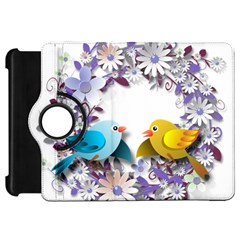 Flowers Floral Flowery Spring Kindle Fire Hd 7