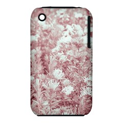 Pink Colored Flowers Iphone 3s/3gs by dflcprints