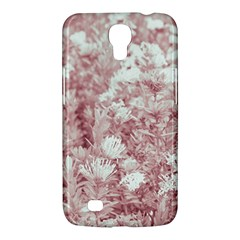 Pink Colored Flowers Samsung Galaxy Mega 6 3  I9200 Hardshell Case by dflcprints