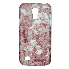 Pink Colored Flowers Galaxy S4 Mini by dflcprints