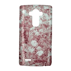 Pink Colored Flowers Lg G4 Hardshell Case by dflcprints