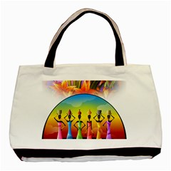 African American Women Basic Tote Bag by BlackisBeautiful