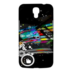 Patterns Circles Lines Stripes Colorful Rainbow 20251 3840x2400 Samsung Galaxy Mega 6 3  I9200 Hardshell Case by amphoto
