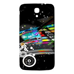 Patterns Circles Lines Stripes Colorful Rainbow 20251 3840x2400 Samsung Galaxy Mega I9200 Hardshell Back Case by amphoto