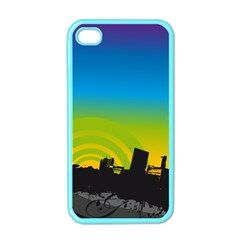 Youth Style Drive Vector 11397 3840x2400 Apple Iphone 4 Case (color) by amphoto