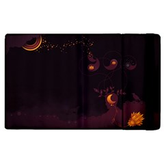 Wolf Night Alone Dark 11349 3840x2400 Apple Ipad 3/4 Flip Case by amphoto