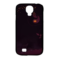 Wolf Night Alone Dark 11349 3840x2400 Samsung Galaxy S4 Classic Hardshell Case (pc+silicone) by amphoto