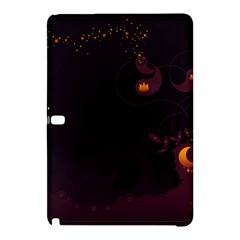Wolf Night Alone Dark 11349 3840x2400 Samsung Galaxy Tab Pro 10 1 Hardshell Case by amphoto