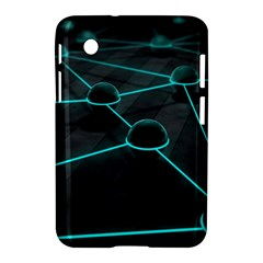 3d Balls Rendering Lines  Samsung Galaxy Tab 2 (7 ) P3100 Hardshell Case  by amphoto